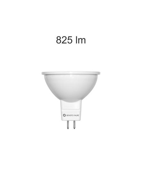 BOMBILLA LED SYSTEM MR16 12V 8W DE BENEITO FAURE