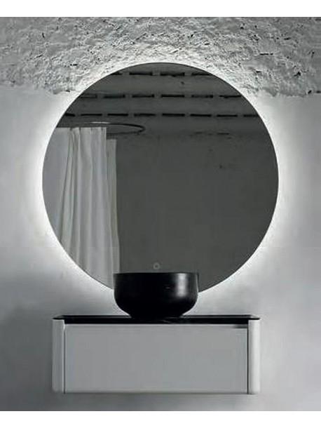 Bari espejo de acb espejos de ba o alsi iluminacion - Iluminacion para espejos de bano ...