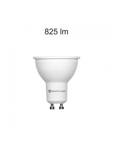 BOMBILLA LED SYSTEM GU10 8W DE BENEITO FAURE