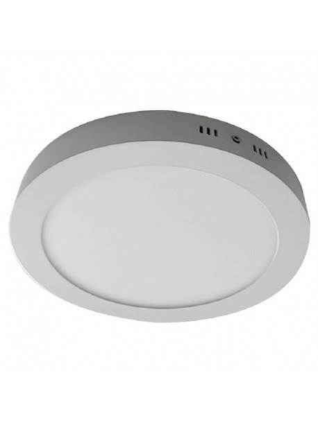 DOWLIGHT 12 W SUPERFICIE BLANCO